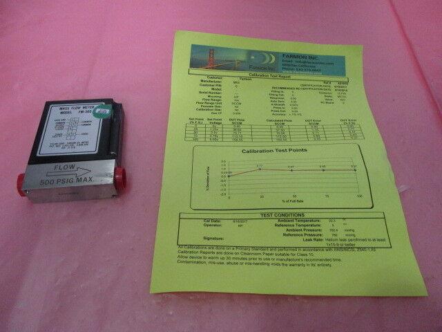 Tylan FM-360 Mass Flow Controller, MFC, AIR, 200 SCCM, 421149