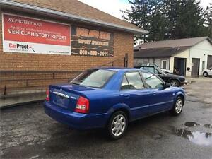2003 Mazda Protege LX***AUTO***ONLY 167 KMS***AS IS SPECIAL*** London Ontario image 2