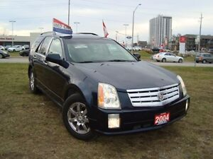 2004 Cadillac SRX AWD Only 148km Leather Sunroof