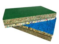 Defender 35mm x 2400mm x 600mm Structural Acoustic Flooring for Soundproofing Floors.