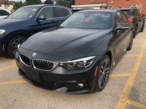2019 BMW 4 Series xDrive Cabriolet