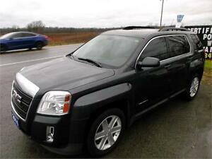 2011 GMC Terrain SLT! AWD! Loaded! 2 Year Warranty!