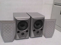 75W Mission Stereo Speakers + FREE Wall Stands - Heathrow