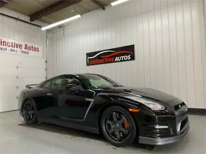 2016 Nissan GT-R Black Edition AWD/NAVIGATION/545 HP/MUST SEE!!