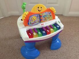 Fisher Price Laugh and Learn Grand Piano