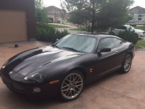 2006 Jaguar XKR VICTORY EDITION VERY RARE CAR