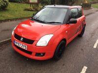 2007 Suzuki Swift Attitude 1.3 cheap reliable small car cheap insurance
