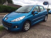 2012 '12' Peugeot 207 1.6HDi Active