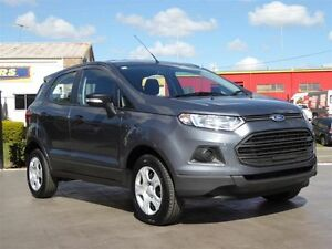 2015 Ford Ecosport BK Ambiente Grey 6 Speed Automatic Wagon Strathpine Pine Rivers Area Preview