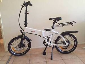 FOLDING ELECTRIC BIKE 250W MOTOR Chandler Brisbane South East Preview