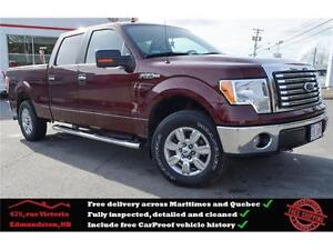 2010 Ford F-150 XLT, Remote Start, Backup Camera, One Owner !!
