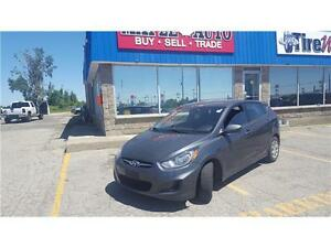 2012 Hyundai Accent GLS - FREE WINTER TIRE PACKAGE INCLUDED London Ontario image 1