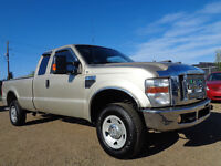2008 Ford F-250SD XLT 4X4--NEW SPARCK PLUGS===AMAZING SHAPE