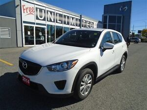 2014 Mazda CX-5 **LOW KM** FWD GX