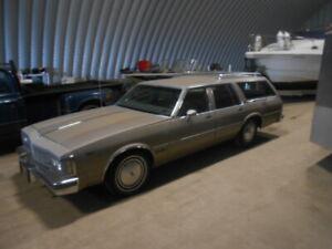1984 Oldsmobile Custom Cruiser ALL ORIGINAL 46 K RARE