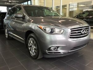 2015 Infiniti QX60 CPO rates as low as 0.9%, 6 year/160,000km co