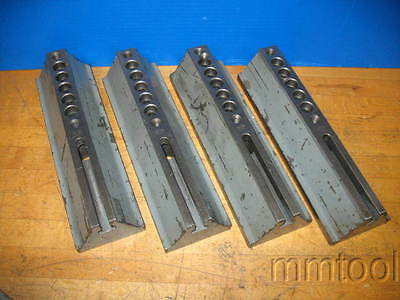 4 Moore Jig Borer Jig Grinder Rotary Table Extension Parallels