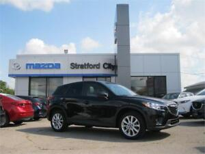 2014 Mazda CX-5 GT ONE OWNER, NO ACCIDENTS, DEALER SERVICED