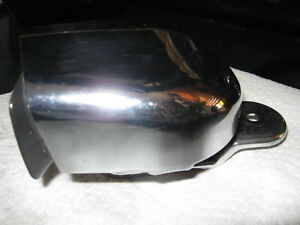 original harley chrome horn ( 1/2 DEALER PRICE)