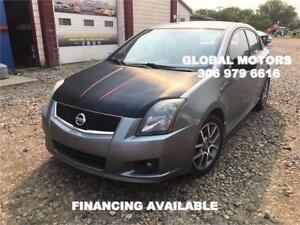 2009 NISSAN SENTRA SE-R -PST PAID - FINANCING AVAILABLE