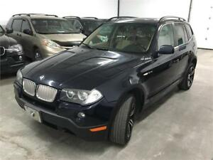 2007 BMW X3 3.0si (Cuir, Toit Ouvrant, Mags) SUPER PROPRE !!!