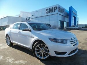 2017 Ford Taurus Limited - AWD, Leather, Nav, S.Roof, Rem Start