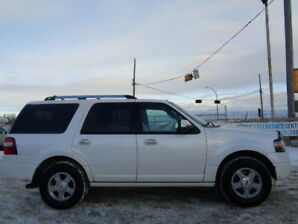2010 FORD EXPEDITION LIMITED-DVD-HDTV-NAVI-LEATHER-SUNROOF-B/CAM