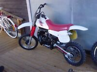 Looking for old dirt bike