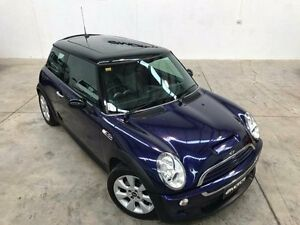 2004 Mini Hatch R53 Cooper S Manual Hatchback Williamstown North Hobsons Bay Area Preview