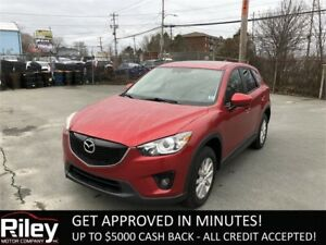 2014 Mazda CX-5 GS STARTING AT $162.33 BI-WEEKLY