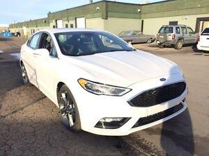 2017 Ford Fusion V6 Sport Edmonton Edmonton Area image 1