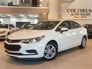 2017 Chevrolet Cruze LT-AUTO-REAR CAM-BLUETOOTH-ONLY 4KM