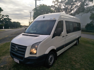 2011 VW Crafter - Talvor 2 Berth Motorhome Eagle Farm Brisbane North East Preview