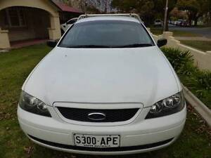 2005 Ford Falcon Ute Allenby Gardens Charles Sturt Area Preview