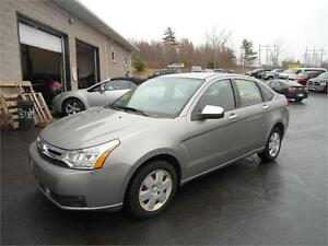 2008 AUTOMATIC !!! FORD FOCUS ONLY 73000 KM !!! REMOTE STARTER !