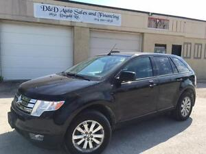 2010 Ford Edge SEL-AWD-LEATHER-LOADED-ALLOYS