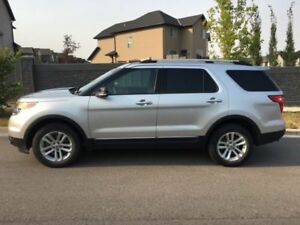 2013 Ford Explorer XLT - Price Reduced - Winter Tires