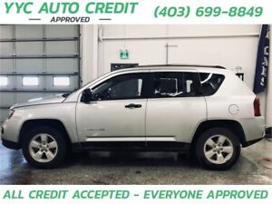 2014 Jeep Compass Sport *$99 DOWN EVERYONE APPROVED*