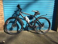 "Mountain Bike Gents Trek 3400 19"""