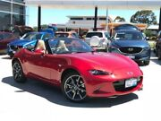 2016 Mazda MX-5 ND GT SKYACTIV-Drive Red 6 Speed Sports Automatic Roadster Palmyra Melville Area Preview