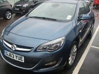2013 Vauxhall Astra 2.0 CDTi 16V Elite [165] 5dr Auto Turbo Diesel 19,000 Mil...