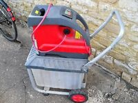 Electric Garden Mulcher
