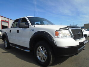 2006 Ford F-150 SuperCrew XLT 4X4-AMAZING SHAPE--REMOTE STARTER