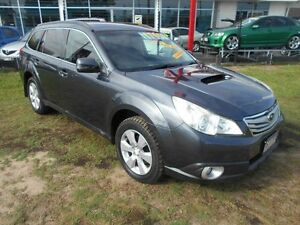 2010 Subaru Outback B5A MY10 2.0D AWD Premium Grey 6 Speed Manual Wagon Kippa-ring Redcliffe Area Preview