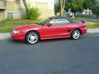 FORD MUSTANG GT CONVERTIBLE PARTS