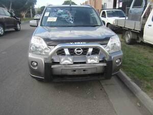 Nissan X-trail T31 CVT AUTO, PETROL 2013 WRECKING ALL PARTS Brooklyn Brimbank Area Preview