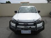 2010 Ford Ranger PK XL (4x2) White 5 Speed Manual Dual Cab Pick-up Windsor Gardens Port Adelaide Area Preview