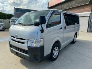 2015 Toyota HiAce 200 DX LONG Silver Automatic Van