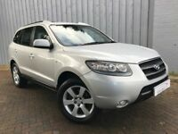 Hyundai Santa Fe 2.2 CDX CRTD 4WD Auto, Diesel, Low Low 30,000 Genuine Miles, Drives Like New