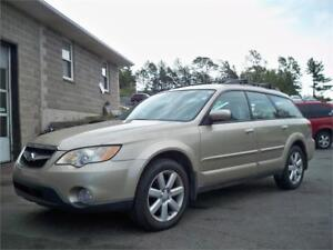 2008 Outback 2.5i w/Touring Pkg- PANORANIC ROOF, HEATED SEATS